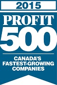 Canada's Fastest Growing Company by Profit Managazine