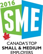Canada's Top 100 Small and Medium employer