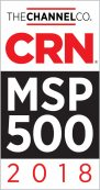CRN MSP 500 List for 2018