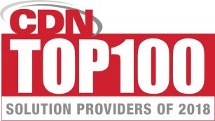 CDN Top 100 Solution Provider 2018